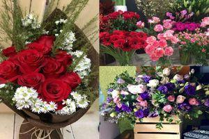 Khóc cười chủ shop hoa tươi xoay xở 'chống lỗ', thợ hoa 'hét giá ' 14 - 30 triệu tiền công 3 ngày cao điểm lễ 20/10