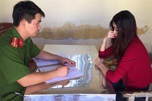 Bắt 'tú bà' môi giới 'gái gọi sinh viên' tại Hà Tĩnh