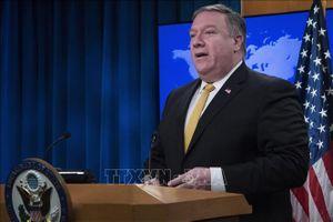 Ngoại trưởng Mỹ hội kiến Quốc vương Saudi Arabia về vụ nhà báo mất tích