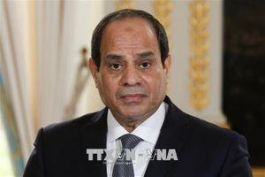 Ai Cập gia hạn tình trạng khẩn cấp thêm 3 tháng