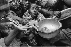 Gia tăng số người thiếu đói toàn cầu