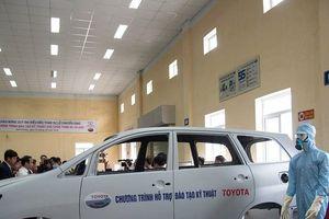Tìm hiểu T-TEP: Chương trình đào tạo Toyota cho sinh viên Việt Nam