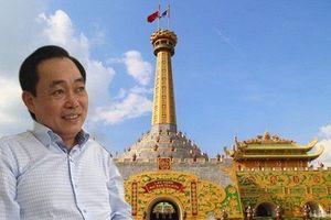 Đại gia Huỳnh Uy Dũng: Từ lò vôi đến ông chủ khu đô thị 2.300 tỷ