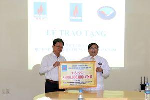 BSR tài trợ thiết bị y tế cho Bệnh viên Đa khoa Trung ương Quảng Nam