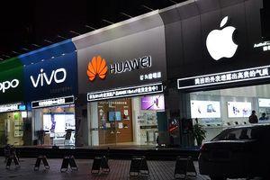 Trung Quốc: Thị trường smartphone suy giảm kỷ lục trong Q3/2018