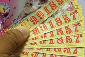 Nữ quái 'chém' trúng số 12 tỷ đồng để lừa đảo