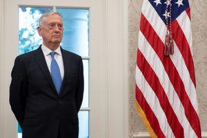 Bộ trưởng Quốc phòng Mỹ: 'Tôi được Tổng thống Trump ủng hộ 100%'