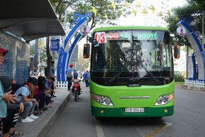TP.HCM sẽ xử lý những tồn đọng vé tập xe buýt từ năm 2011