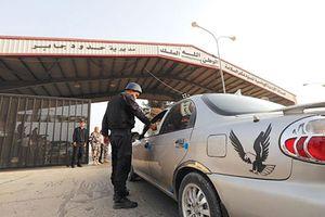 Jordan và Syria mở lại cửa khẩu sau 3 năm gián đoạn