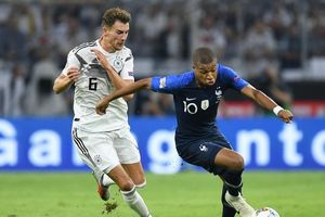 Pháp ngược dòng hạ tuyển Đức nhờ khoảnh khắc ngôi sao