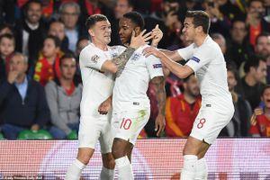 Tây Ban Nha 2-3 Anh: Sư tử gầm vang tại Seville