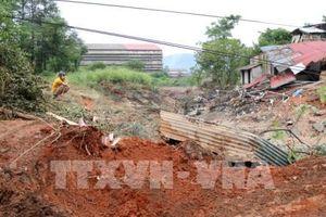 10 hộ dân đầu tiên đã ra khỏi vùng nguy hiểm quanh Nhà máy DAP 2