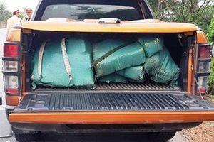 Chủ xe bán tải chở 3 tạ ma túy bị công an Quảng Bình bắt giữ lên tiếng