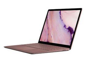 Surface Laptop 2 thêm bản màu hồng