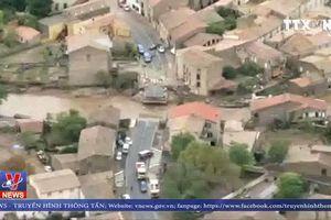 Mưa lũ diễn biến nghiêm trọng tại Pháp