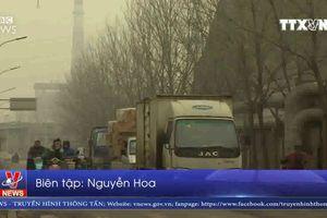 Ô nhiễm không khí nghiêm trọng ở Trung Quốc
