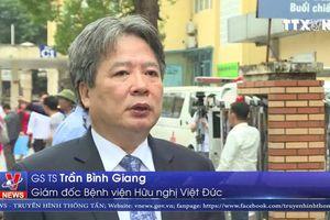 Khai trương ngân hàng mô đầu tiên ở Việt Nam