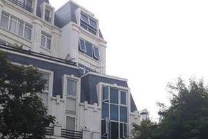 Lãnh đạo Hà Nội ra 'tối hậu thư' cho quận Hoàn Kiếm xử lý dứt điểm vi phạm tại số 2 Bà Triệu trong tháng 10/2018