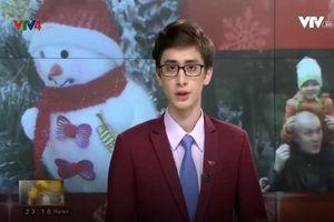 MC người Nga đẹp như nam thần của VTV bỗng dưng 'mất tích'