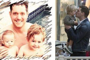 Con trai 3 tuổi bị ung thư gan, ngôi sao Grammy tuyên bố giải nghệ để làm ông bố thực sự