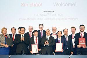 Thủ tướng dự Diễn đàn Doanh nghiệp Việt Nam-Áo lớn nhất đến nay