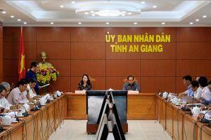 Kiến nghị Trung ương nhiều vấn đề cấp bách của tỉnh