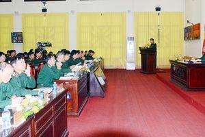 Đánh giá, xếp loại chất lượng tổ chức đảng, đảng viên trong quân đội