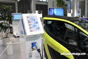 Toyota i-ROAD chuẩn bị có mặt tại Việt Nam có gì đặc biệt ?