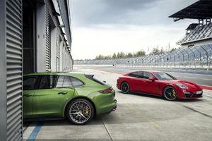 Porsche trình làng 02 phiên bản mới của dòng sedan Panamera