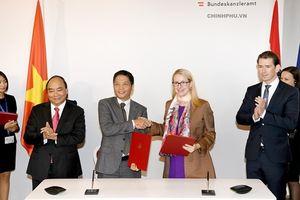 Việt Nam - Áo: Thúc đẩy hợp tác thương mại điện tử và công nghiệp 4.0