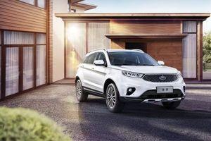 Ford ra mắt Ford Territory nhằm chiều người Trung Quốc