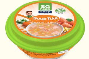 Sài Gòn Food ra mắt sản phẩm mới