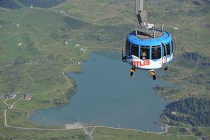 Ký sự: Thụy Sĩ - thiên đường ở trời ÂuKỳ 2: Đường lên đỉnh Titlis