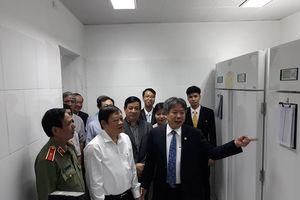 Ngân hàng mô BV Việt Đức bảo quản tinh trùng được lấy từ bệnh nhân đã chết