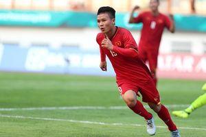 Tiền vệ Quang Hải: 'Mục tiêu đầu bảng A nằm trong tầm tay chúng tôi'