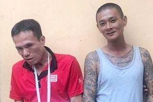 Bộ đôi nghiện ngập chuyên cướp tài sản của phụ nữ trên phố Hà Nội
