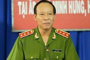 Thứ trưởng Lê Quý Vương gửi Thư khen Công an tỉnh Thanh Hóa