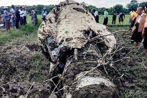 Máy bay quân sự rơi liên tiếp tại Myanmar, 3 người tử vong