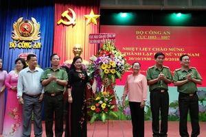 Cục Hậu cần kỷ niệm Ngày thành lập Hội liên hiệp Phụ nữ Việt Nam