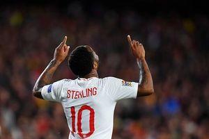 Raheem Sterling lập cú đúp, ĐT Anh thắng kịch tính Tây Ban Nha