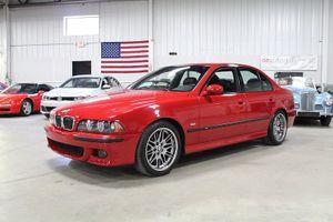 Cận cảnh BMW M5 2002 cũ giá từ 1,8 tỷ đồng