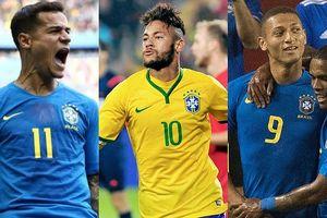 Đội hình tối ưu của Brazil ở trận chiến với Argentina