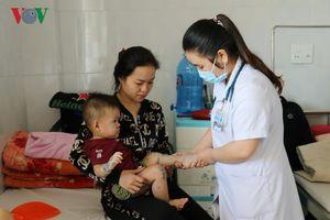 Bệnh tay chân chân miệng ở Gia Lai có nguy cơ thành đại dịch