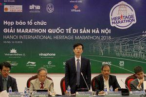 Hơn 2.500 VĐV tham gia Giải chạy Marathon Quốc tế di sản Hà Nội