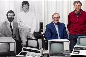Tỉ phú Bill Gates đau lòng viết lời từ biệt người bạn thân Paul Allen