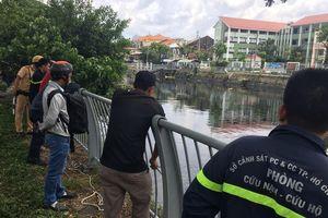 TP.HCM: Ngưng tìm kiếm người nghi nhảy kênh Tàu Hủ mất tích