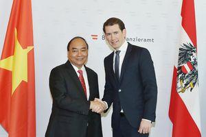 Áo ủng hộ và sẽ thúc đẩy sớm ký, phê chuẩn Hiệp định Thương mại tự do Việt Nam - EU