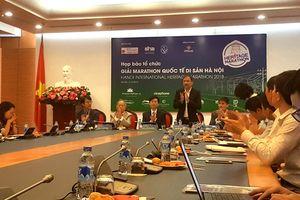 50 quốc gia và vùng lãnh thổ tham dự Giải Marathon quốc tế Di sản Hà Nội năm 2018