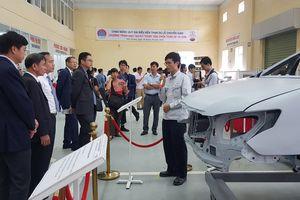 Tiếp tục nâng cao năng lực đào tạo chuyên ngành ô tô tại các trường đại học kĩ thuật