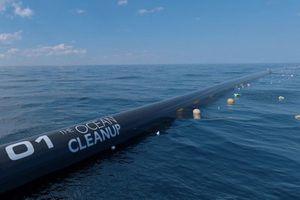 Tranh cãi quanh đường ống 'cứu thế', dọn sạch 90% rác thải nhựa đại dương